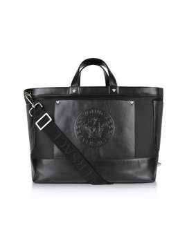 Black Baby Changing Bag by Versace