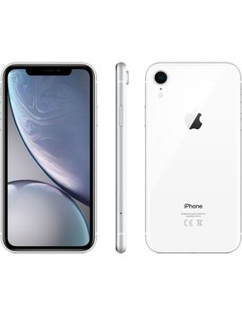 I Phone Xr   128 Gb, White by Currys