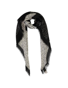 Calvin Womens All Over Checked Scarf by Calvin Klein Jeans