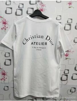 2019 T Shirts Men Women Popular Style Summer Skateboard Hip Hop Cotton Tops Women's T Shirt by D Hgate.Com