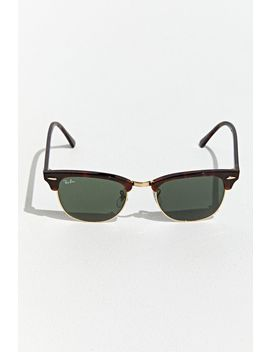 Ray Ban Clubmaster Classic Sunglasses by Ray Ban