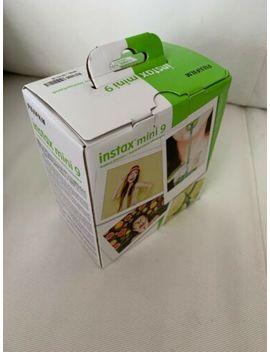 Fujifilm Instax Mini 9 Instant Film Camera   Lime Green by Fujifilm