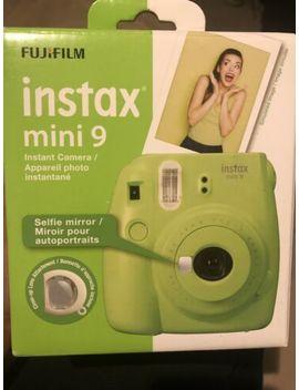 Fujifilm Instax Mini 9   Lime Green Instant Film Camera by Fujifilm