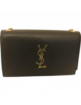 Kate Monogramme Leder Cross Body Tashe by Saint Laurent