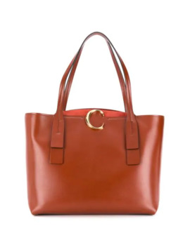 C Medium Tote Bag by Chloé
