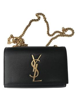 Kate Monogramme Leather Clutch Bag by Saint Laurent