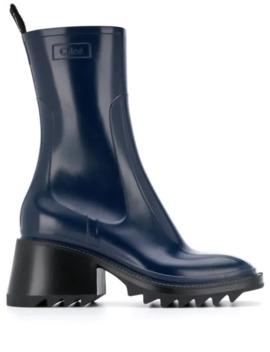 Betty Rain Boots by Chloé