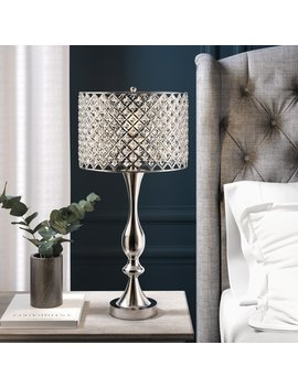 """Flannery 28\"""" Table Lamp by Greyleigh"""
