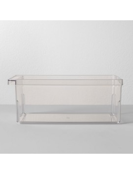 "7""W X 10.5""D X 4""H Plastic Kitchen Organizer   Made By Design™ by Made By Design"