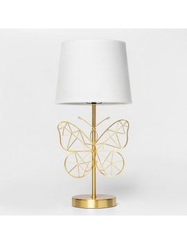 "<Span><Span>Butterfly Wire Table Lamp Gold   Pillowfort</Span></Span><Span Style=""Position: Fixed; Visibility: Hidden; Top: 0px; Left: 0px;"">…</Span> by Pillowfort…"