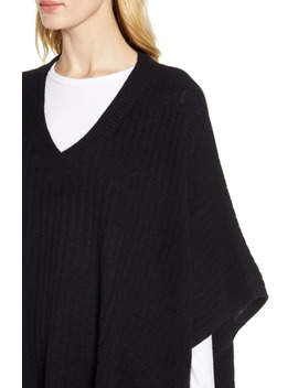 Easy Cashmere Poncho by Halogen®