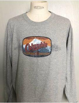 Columbia Gray Men's Sweatshirt Size Xl by Columbia