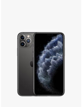 "Apple I Phone 11 Pro Max, I Os, 6.5"", 4 G Lte, Sim Free, 256 Gb, Space Grey by Apple"