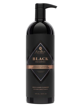 Jumbo Black Reserve Body & Hair Cleanser by Jack Black