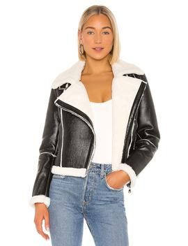 Genna Zip Up Jacket by Superdown