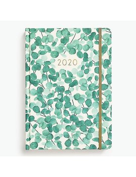 2020 Eucalyptus Luxe Page A Day Large Planner by Paper Source