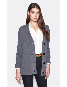 Elder Cashmere Cardigan by Equipment