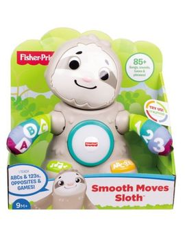 Fisher Price Linkimals Smooth Moves Sloth by Fisher Price