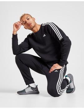 Adidas Essentials 3 Stripes Track Pants by Jd Sports