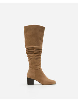 Tall High Heel Boots by Lefties