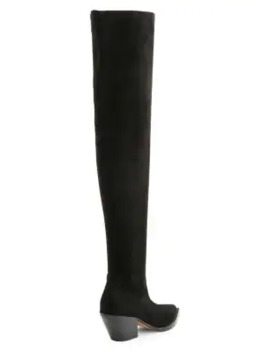 Sury Suede Over The Knee Boots by Dolce Vita