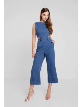 Cut Out Back   Combinaison by Missguided