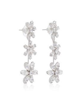 Holly Crystal Earrings by Jennifer Behr