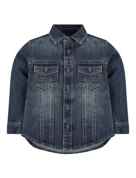 Mini Club Denim Shirt by Mothercare