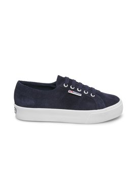 2730 Sueu Dark Blue by Superga