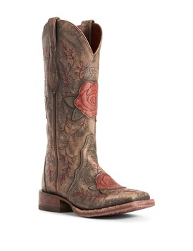 Rosita Embroidered Boot by Ariat