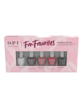 Collection Fan Favorites by Opi