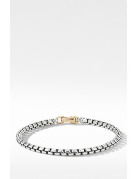Bel Aire Bracelet With 14 K Yellow Gold by David Yurman