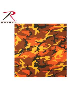 Rothco Colored Camo Bandana by Rothco