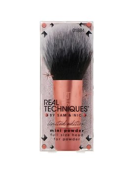 Real Techniques By Samantha Chapman, Limited Edition, Mini Powder Brush, 1 Count by Real Techniques By Samantha Chapman