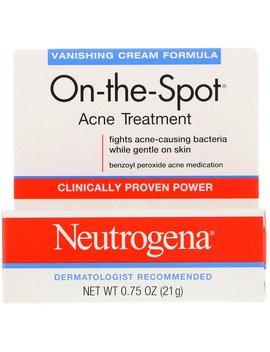 Neutrogena, On The Sport, Acne Treatment, 0.75 Oz (21 G) by Neutrogena