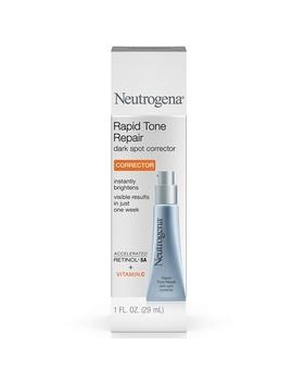 Neutrogena, Rapid Tone Repair, Dark Spot Corrector, 1 Fl Oz (29 Ml) by Neutrogena