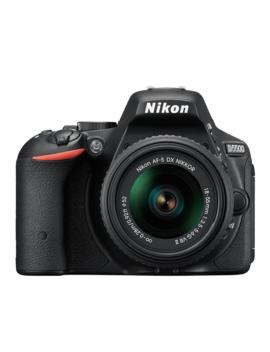 D5500 by Nikon