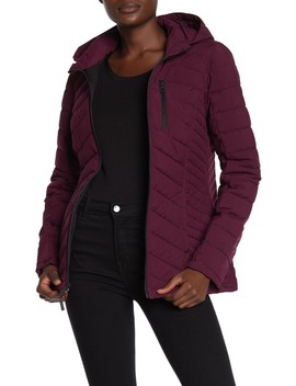 Quilted Stretch Jacket by Nautica