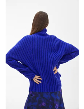 Ribbed Wool Nylon Jumper by Arket
