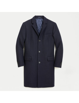 Everyday Topcoat With Eco Friendly Prima Loft® by Everyday Topcoat With Eco Friendly Prima Loft