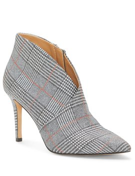 Layra Houndstooth Envelope Shooties by Jessica Simpson