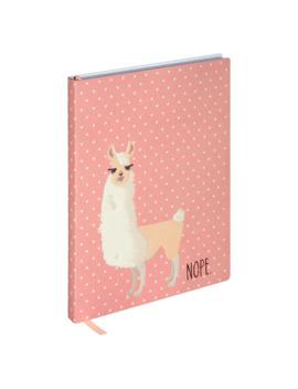 Llama Lined Journal By Artist's Loft™ by Artists Loft