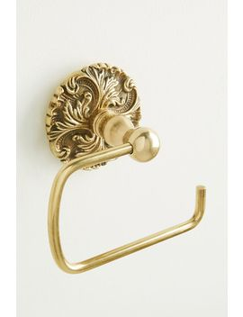 Palais Toilet Paper Holder by Anthropologie
