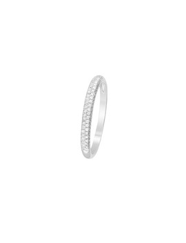 Alliance Foch White Gold 0.15ct Ring by Diamond & Co.