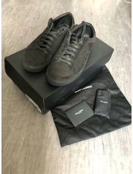 Saint Laurent Signature Sneaker Eu41 Uk7 by Ebay Seller