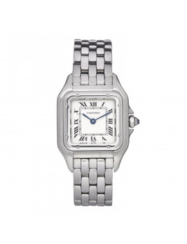 Cartier Stainless Steel 22mm Small Panthere Quartz Watch by Cartier