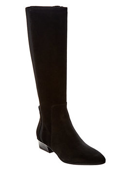 Aquatalia Flores Waterproof Suede Boot by Aquatalia