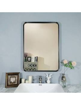 Rawlings Metal Beveled Venetian Wall Mounted Mirror by House Of Hampton