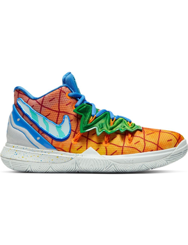 Kyrie 5 Spongebob Pineapple House (Gs) by Stock X