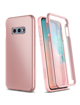 Yokata 2 In 1 Hard Case For Samsung S10e 360 Case Shockproof Bumper Cover With Built In Screen Protector For Samsung S9 S10 Plus by Ali Express.Com
